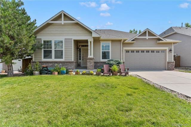 4778 S Coors Court, Morrison, CO 80465 (#8540067) :: iHomes Colorado