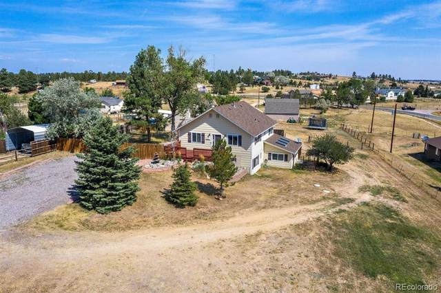 36502 View Ridge Drive, Elizabeth, CO 80107 (#8541077) :: The Brokerage Group