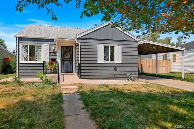 467 Osceola Street, Denver, CO 80204 (#8541155) :: The Colorado Foothills Team | Berkshire Hathaway Elevated Living Real Estate