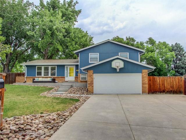 5833 W Maplewood Drive, Littleton, CO 80123 (#8541165) :: Wisdom Real Estate