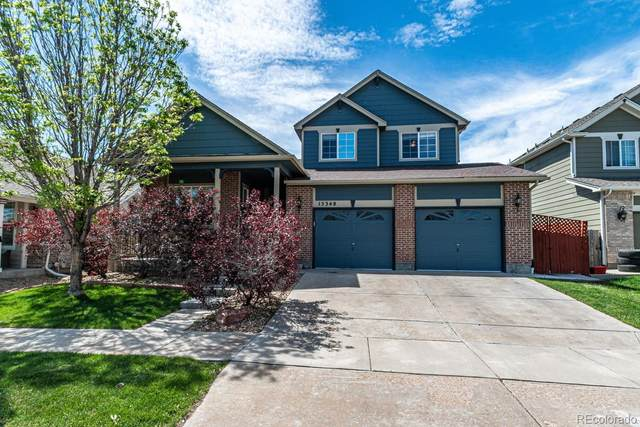 15348 E 99th Way, Commerce City, CO 80022 (#8541166) :: The Heyl Group at Keller Williams