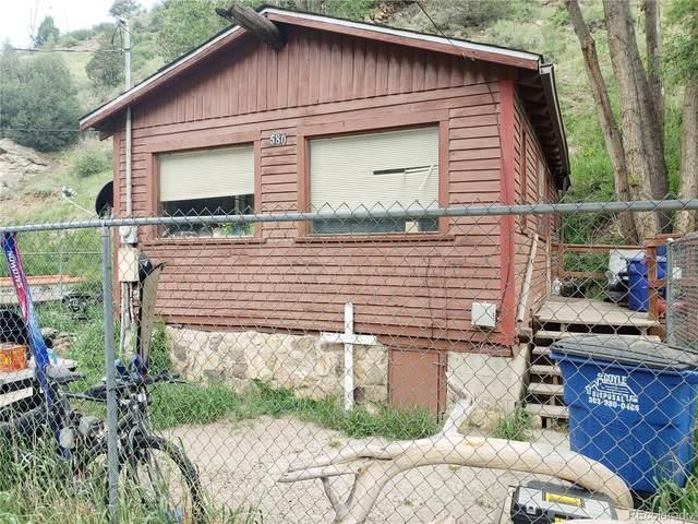 580 Colorado 103, Idaho Springs, CO 80452 (#8541762) :: Wisdom Real Estate