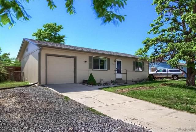 8341 Harris Street, Denver, CO 80229 (#8542082) :: Bring Home Denver with Keller Williams Downtown Realty LLC