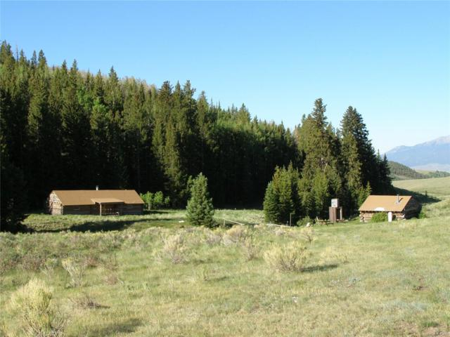 Vickerman Ranch, Westcliffe, CO 81252 (MLS #8542209) :: 8z Real Estate