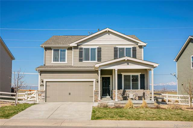 5659 West View Circle, Dacono, CO 80514 (MLS #8543969) :: Bliss Realty Group