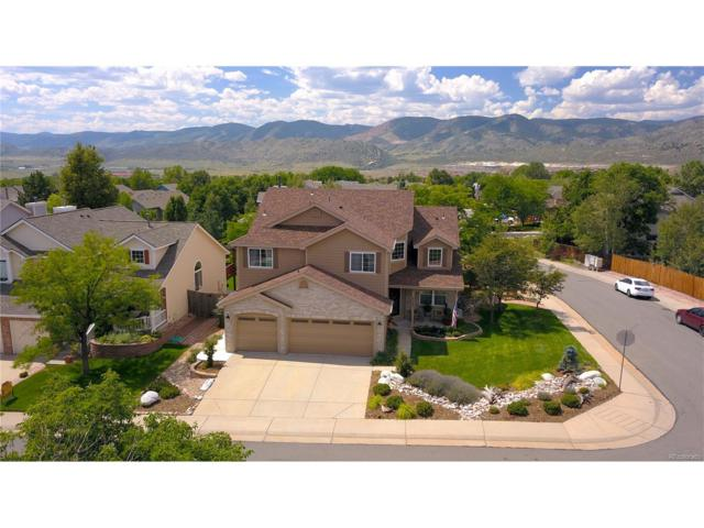 2161 S Eldridge Street, Lakewood, CO 80228 (#8544009) :: The City and Mountains Group