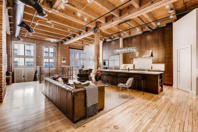 1450 Wynkoop Street 1I, Denver, CO 80202 (#8544025) :: The Pete Cook Home Group