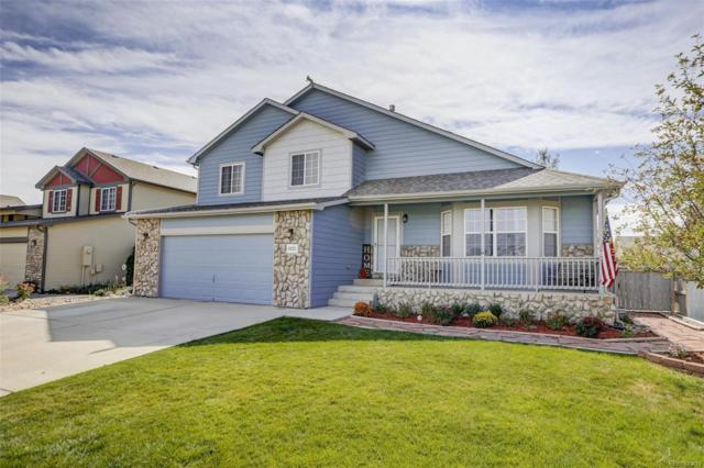 3325 Crazy Horse Drive, Wellington, CO 80549 (MLS #8544270) :: Kittle Real Estate