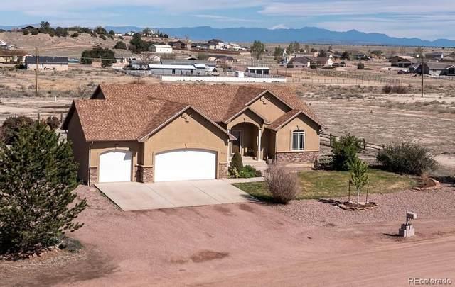 257 S Siesta Drive, Pueblo West, CO 81007 (#8544312) :: Re/Max Structure