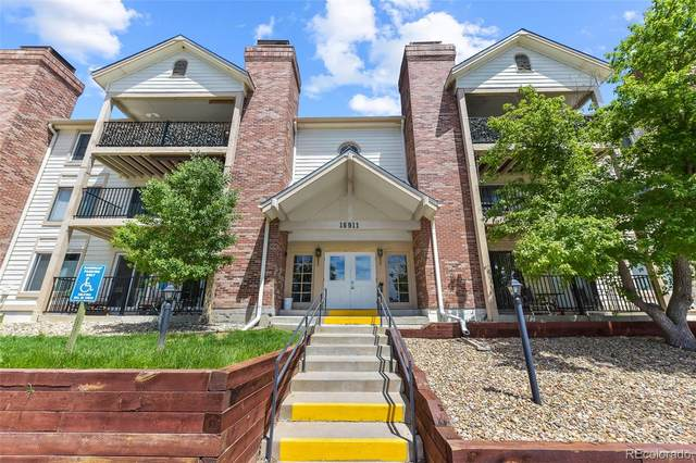 15911 E Dakota Place #301, Aurora, CO 80017 (MLS #8544547) :: Kittle Real Estate