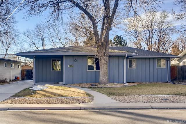 1661 S Eudora Street, Denver, CO 80222 (#8544907) :: The Harling Team @ HomeSmart