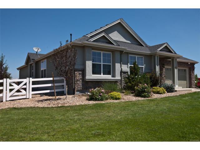 6019 E 163rd Avenue, Brighton, CO 80602 (MLS #8544970) :: 8z Real Estate