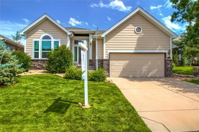 10268 Celestine Place, Parker, CO 80134 (MLS #8545498) :: 8z Real Estate