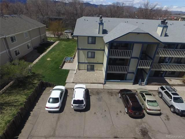 1118 City Park Avenue #128, Fort Collins, CO 80521 (#8545929) :: The FI Team