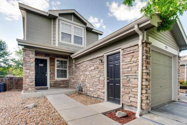 9257 Welby Road Terrace, Thornton, CO 80229 (#8546066) :: The Griffith Home Team