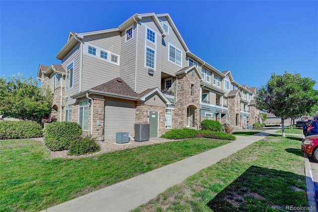 431 Black Feather Loop #813, Castle Rock, CO 80104 (#8546719) :: The Griffith Home Team