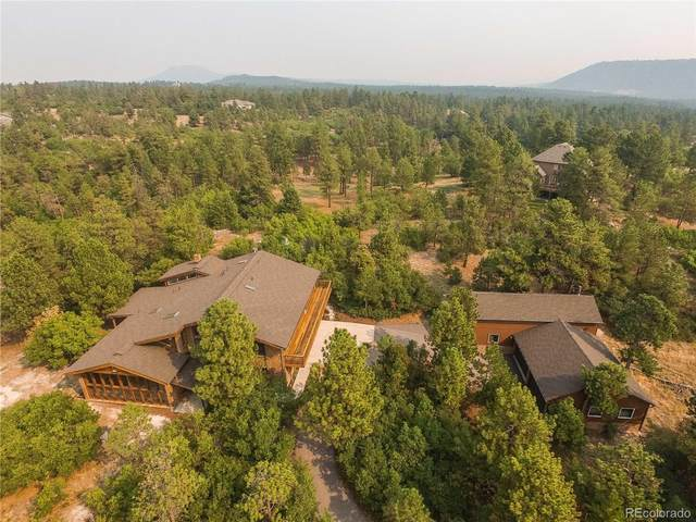 1341 Quartz Mountain Road, Larkspur, CO 80118 (#8546796) :: The Harling Team @ Homesmart Realty Group