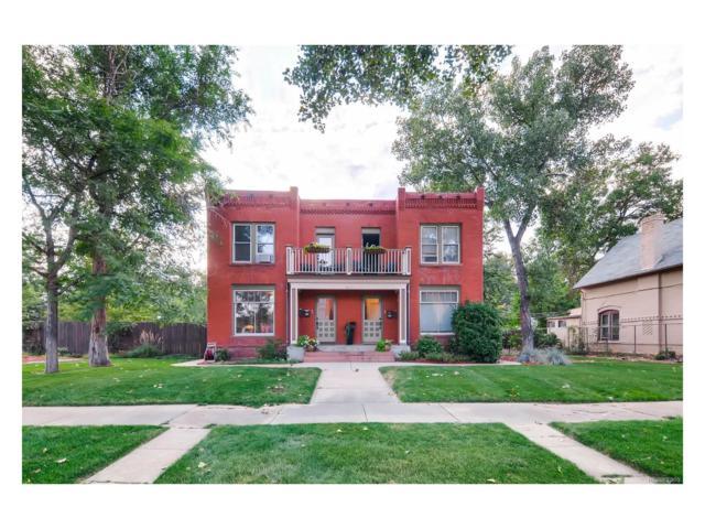 3611 Zuni Street #102, Denver, CO 80211 (MLS #8547241) :: 8z Real Estate