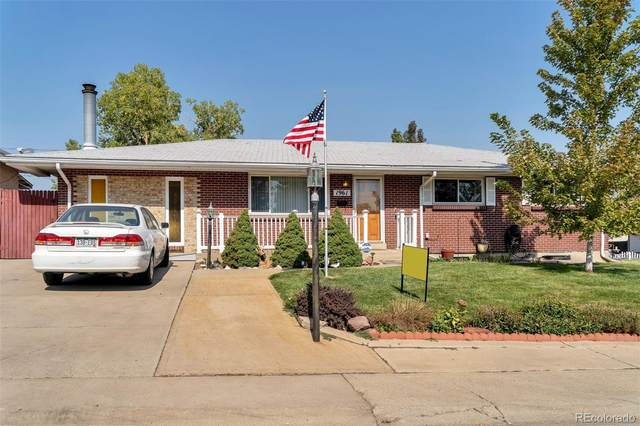 1961 Mable Avenue, Denver, CO 80229 (#8547370) :: Real Estate Professionals