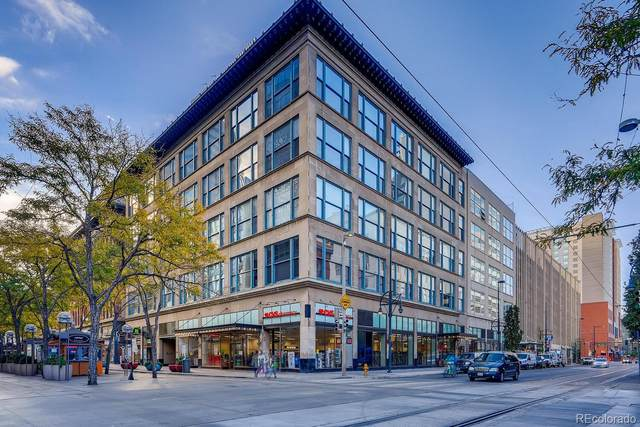 720 16th Street #517, Denver, CO 80202 (#8547374) :: Finch & Gable Real Estate Co.