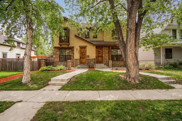 320 S Ogden Street, Denver, CO 80209 (#8547463) :: Wisdom Real Estate