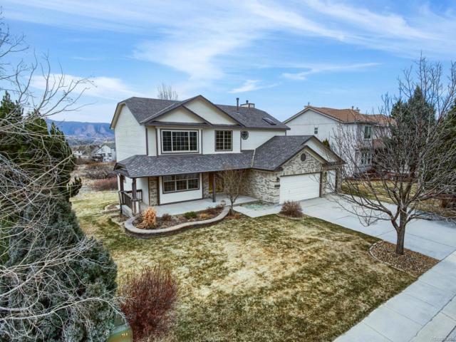 15550 Desiree Drive, Colorado Springs, CO 80921 (#8547658) :: The Peak Properties Group