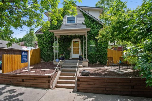 1030 E Mississippi Avenue, Denver, CO 80210 (#8547860) :: The Pete Cook Home Group