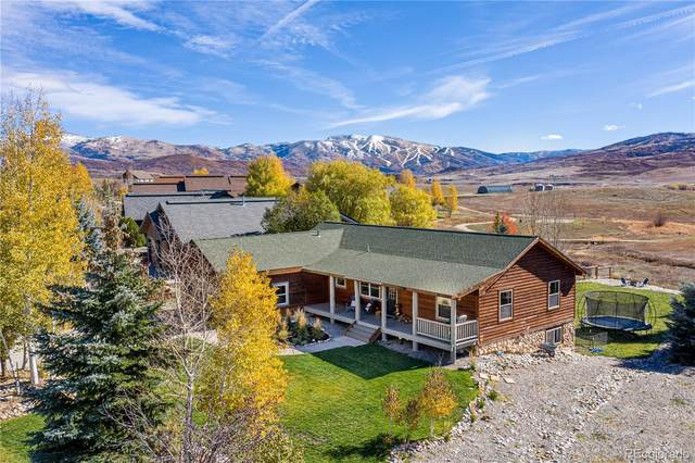 27810 Silver Spur Street, Steamboat Springs, CO 80487 (#8547919) :: The Dixon Group