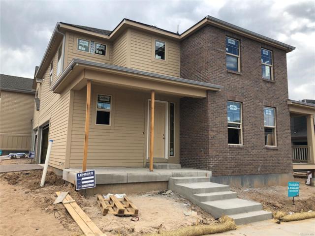 9769 Bennett Peak Street, Littleton, CO 80125 (#8548108) :: The HomeSmiths Team - Keller Williams