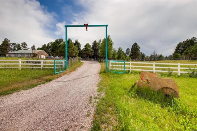 1524 Bluebird Trail, Elizabeth, CO 80107 (MLS #8548290) :: 8z Real Estate
