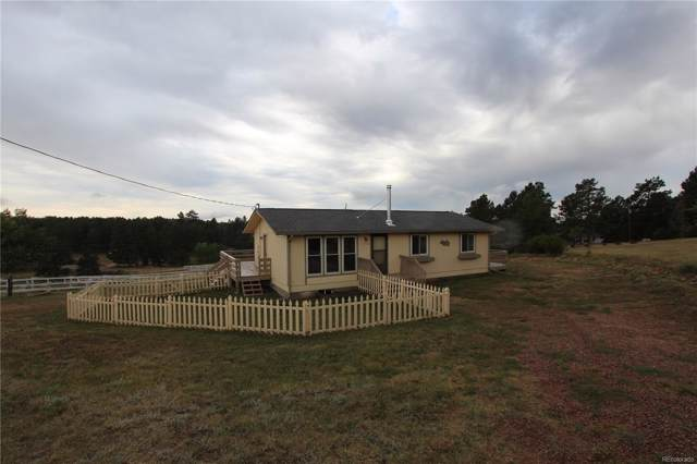 11724 E Basswood Lane, Franktown, CO 80116 (#8548478) :: Wisdom Real Estate