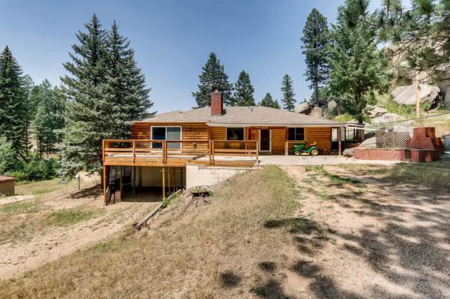 86 N County Highway 67, Sedalia, CO 80135 (#8548655) :: Colorado Home Realty