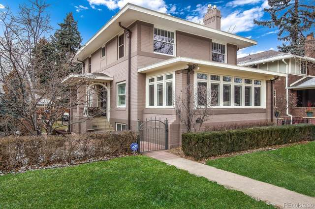 163 N Lafayette Street, Denver, CO 80218 (#8548729) :: The Harling Team @ HomeSmart