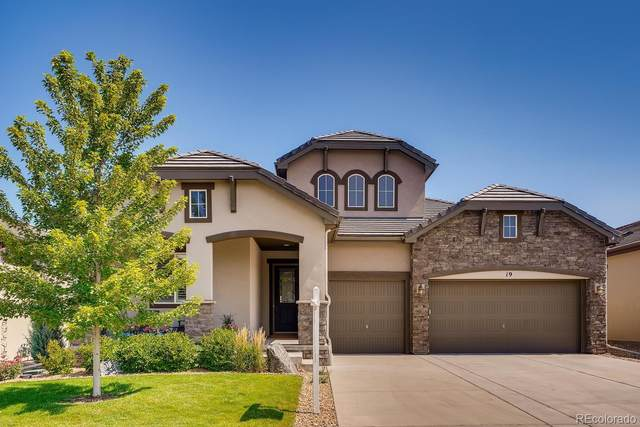 19 Willowcroft Drive, Littleton, CO 80123 (#8548895) :: iHomes Colorado