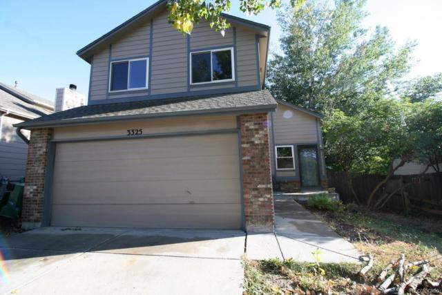 3325 Richmond Drive, Colorado Springs, CO 80922 (MLS #8548910) :: 8z Real Estate
