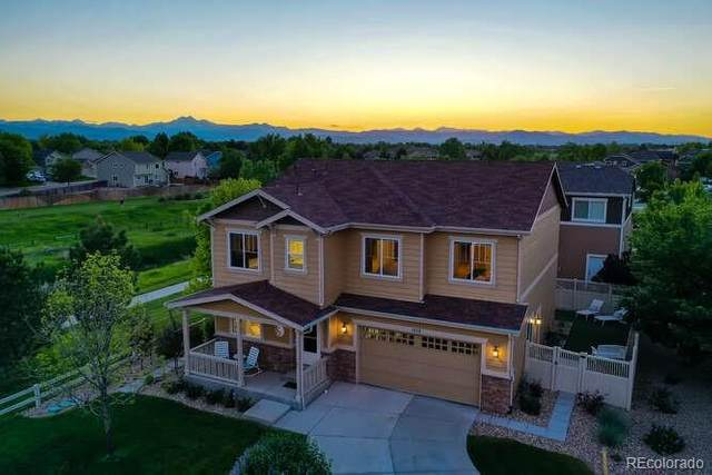 1512 Lasalle Way, Longmont, CO 80504 (#8549435) :: The Griffith Home Team