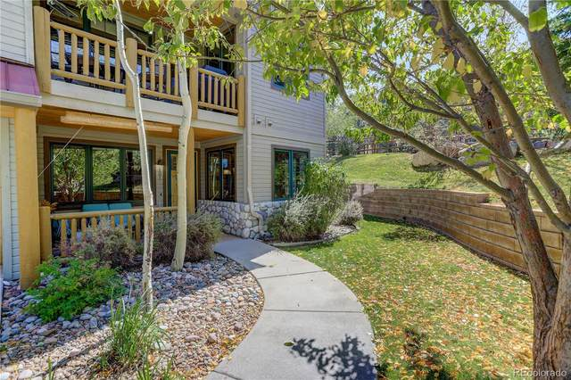 31276 Stone Canyon Road #101, Evergreen, CO 80439 (#8549484) :: Portenga Properties - LIV Sotheby's International Realty