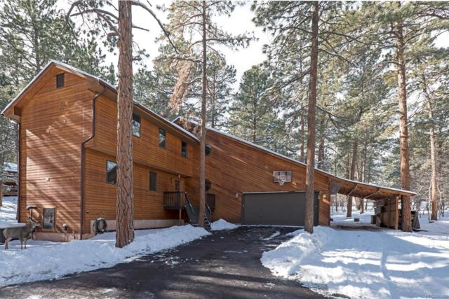5890 S Pike Drive, Larkspur, CO 80118 (#8549650) :: The Peak Properties Group