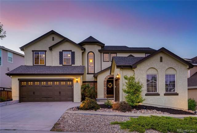 2748 Breezy Lane, Castle Rock, CO 80109 (#8549971) :: Briggs American Properties