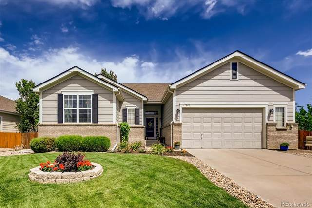 17487 E Hawksbead Drive, Parker, CO 80134 (MLS #8550051) :: 8z Real Estate