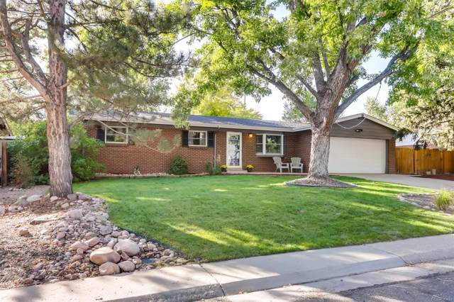 3375 Wright Street, Wheat Ridge, CO 80033 (#8550096) :: The HomeSmiths Team - Keller Williams