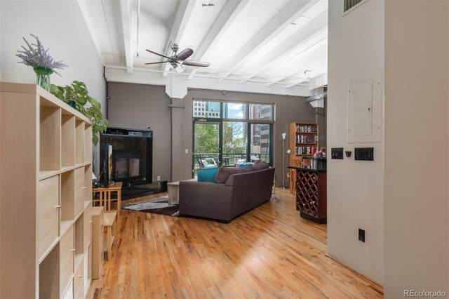 1800 Lawrence Street #308, Denver, CO 80202 (MLS #8550310) :: Find Colorado