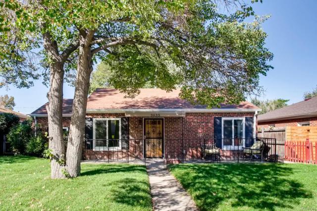 3635 Adams Street, Denver, CO 80205 (#8550624) :: The Peak Properties Group