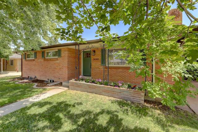 3040 Reed Street, Wheat Ridge, CO 80033 (#8550677) :: The Heyl Group at Keller Williams