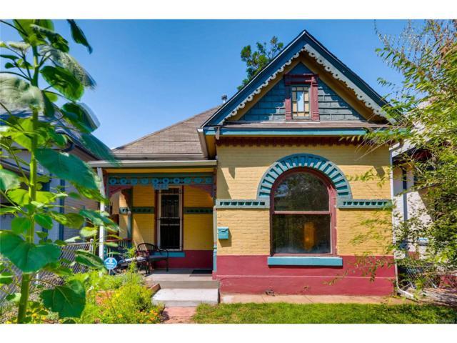 3537 N Franklin Street, Denver, CO 80205 (MLS #8550718) :: 8z Real Estate