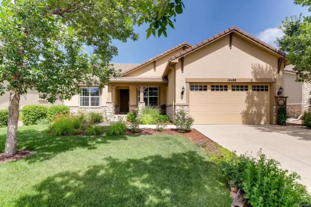 16488 Las Brisas Drive, Broomfield, CO 80023 (#8551009) :: The Galo Garrido Group