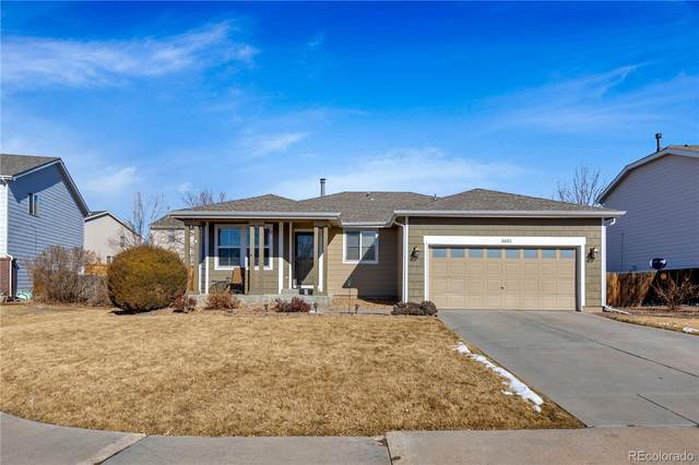 3651 E 92nd Place, Thornton, CO 80229 (#8551193) :: The Colorado Foothills Team | Berkshire Hathaway Elevated Living Real Estate