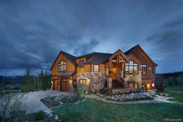 25 Snow Peak Court, Dillon, CO 80435 (MLS #8551613) :: Kittle Real Estate