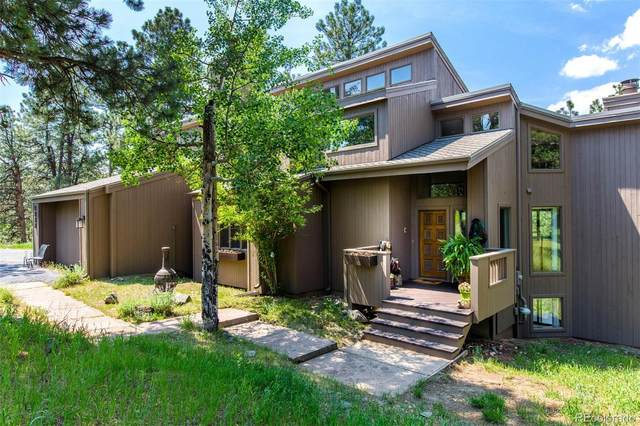 1855 Foothills Drive, Golden, CO 80401 (#8551680) :: Finch & Gable Real Estate Co.