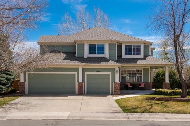 16810 Amberstone Way, Parker, CO 80134 (#8551907) :: The Peak Properties Group